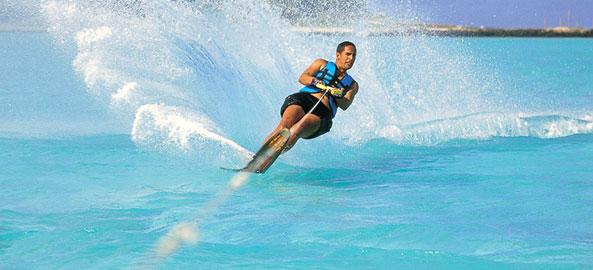 Sporty wodne Seszele